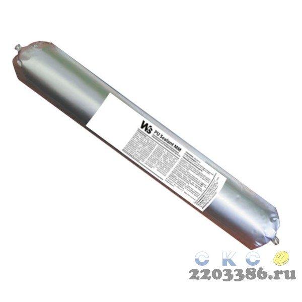 Герметик полиуретановый высокомодульный  Window System PU High Moduls 600 мл серый (20шт/уп)