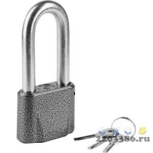 Замок навесной, дисковый механизм секрета, ВС2М1-02