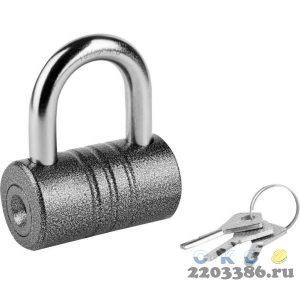 Замок навесной, дисковый механизм секрета, ВС2-21