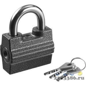 Замок навесной, дисковый механизм секрета, ВС2-23