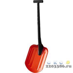 СИБИН СНЕГИРЬ автомобильная снеговая лопата, стальная с пластиковой рукояткой, 260 мм.