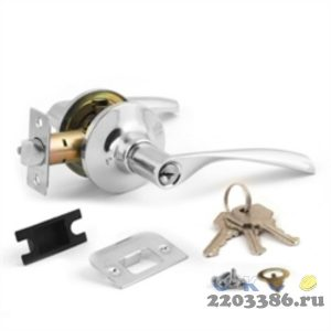 Защёлка Avers 8023-01-CR хром, 3 ключа (24)