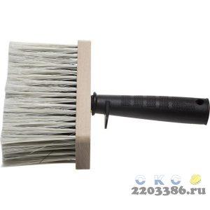 """Макловица STAYER """"PROFI"""" MAXI, искусственная щетина, деревянный корпус, 52x140мм"""