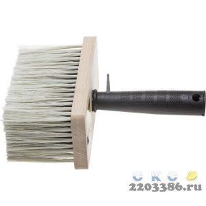 """Макловица STAYER """"PROFI"""" MAXI, искусственная щетина, деревянный корпус, 70x150мм"""