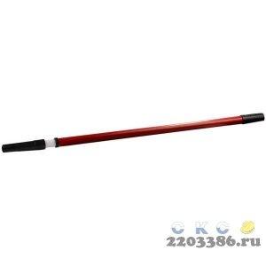 """Ручка телескопическая STAYER """"MASTER"""" для валиков, 0,8 - 1,3м"""