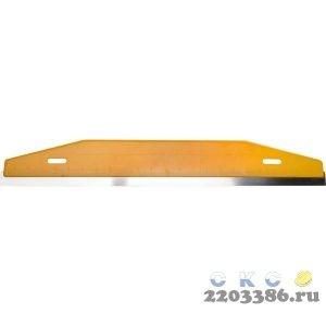 Планка направляющая STAYER для обрезки обоев, нержавеющая сталь, 610мм