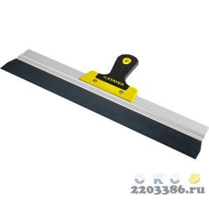 ProFlat фасадный шпатель анодированный 470 мм, 2к ручка, STAYER