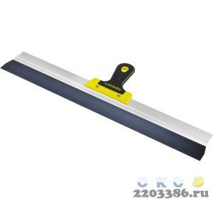 ProFlat фасадный шпатель анодированный 600 мм, 2к ручка, STAYER
