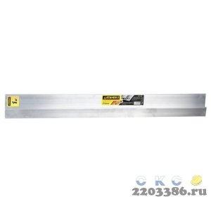 Правило для финишной отделки FINISH, 1.5 м, STAYER Professional 10745-1.5