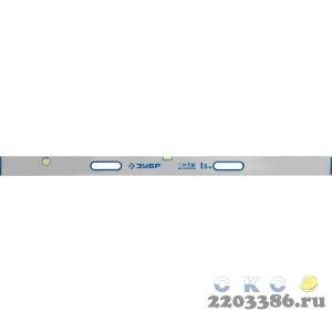 Правило-уровень с ручками ППУ-Р, 1.5 м, ЗУБР
