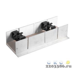 ЗУБР СА-65, 65Х55мм, стусло алюминиевое высокоточное широкое