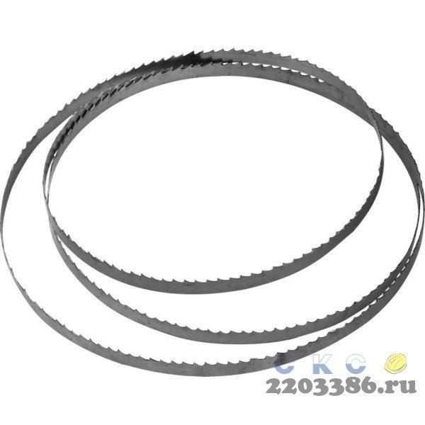 ЗУБР  2234 х 10 х 0,5мм, 12TPI полотно ленточное для пилы ЗПЛ-750-305