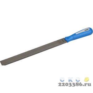 ЗУБР Профессионал плоский рашпиль, 200 мм