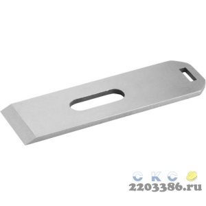 KRAFTOOL Лезвие к рубанку A9 1/2 Premium (артикул 1-18550-15), ширина 35мм,
