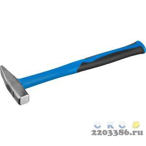 СИБИН 200 г молоток слесарный с фиберглассовой рукояткой