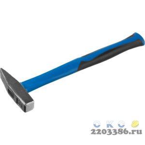 СИБИН 300 г молоток слесарный с фиберглассовой рукояткой