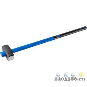 СИБИН 3 кг кувалда с фиберглассовой удлинённой рукояткой
