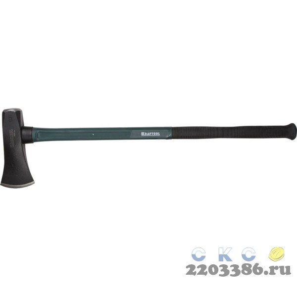 KRAFTOOL DIGGER  Колун-кувалда строительный 4.8 кг, 900 мм (голова 3.6 кг)