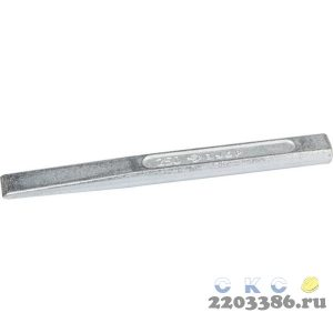Зубило ЗУБР оцинкованное, Тип 1, 25х250мм, 650 г