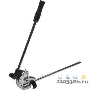 """Трубогиб KRAFTOOL """"EXPERT"""" для точной гибки труб из мягкой меди, алюминия, тонкостенной стали под углом до 180град,15мм"""