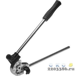 """Трубогиб KRAFTOOL """"EXPERT"""" для точной гибки труб из мягкой меди, алюминия, тонкостенной стали под углом до 180град,3/8"""""""