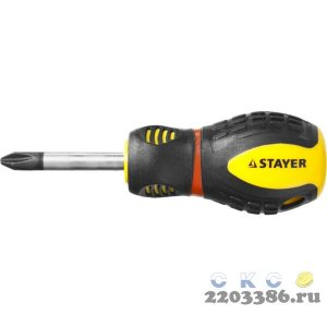 STAYER PROTech PH2x38 отвертка