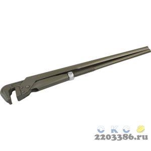 НИЗ, №3, ключ трубный, прямые губки