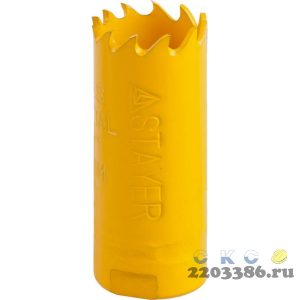 STAYER Procut 22мм, коронка Би-металлическая, универсальная