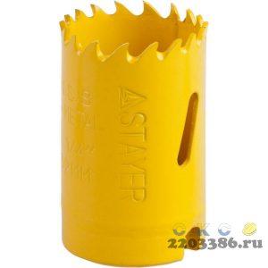 STAYER Procut 32мм, коронка Би-металлическая, универсальная