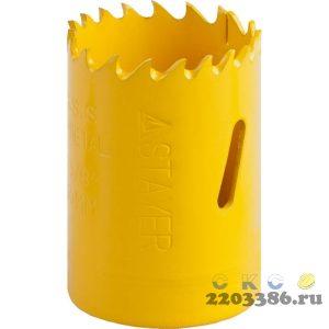 STAYER Procut 35мм, коронка Би-металлическая, универсальная
