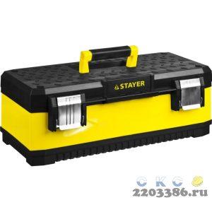"""Ящик для инструмента """"METALPRO"""" металлический, STAYER Professional"""