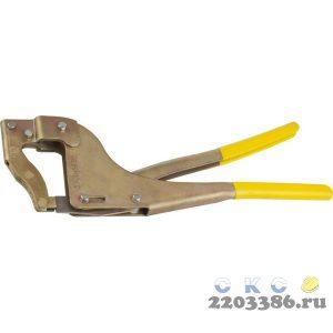 STAYER PROFI просекатель двуручный для монтажа металлических профилей