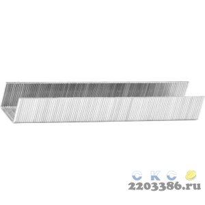 KRAFTOOL 6 мм скобы для степлера тонкие тип 53, 1000 шт