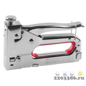 KRAFTOOL Expert-53 cтеплер стальной, тип 53