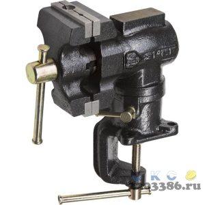 ЗУБР МАСТЕР-3D, 63/37 мм, тиски многофункциональные