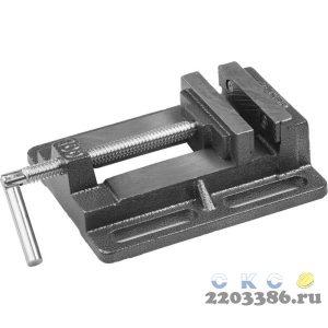 ЗУБР МАСТЕР, 100 мм, тиски станочные