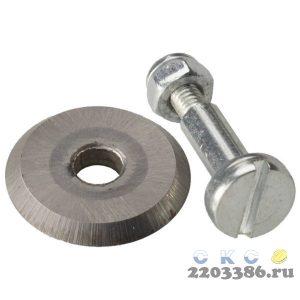 Режущий элемент ЗУБР для плиткорезов, арт. 33193-хх, 16 / 3мм