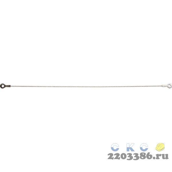 Струна ЗУБР с алмазным напылением, P 100, 300мм