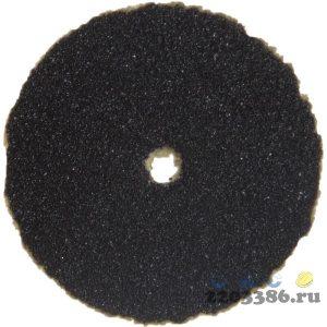 Круг ЗУБР абразивный карбид кремния, d 24х2,0мм, 10шт