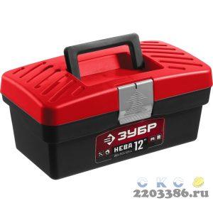 """Ящик для инструмента """"НЕВА-12"""" пластиковый, ЗУБР"""