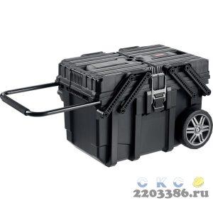 "Ящик для инструментов на колесах ""JOB BOX"", 22"", KETER"