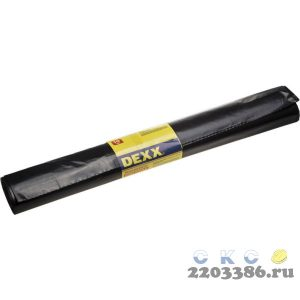 Мешки для мусора DEXX особопрочные, черные, 180л, 10шт