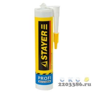Клей монтажный STAYER Professional, влагостойкий, 280мл