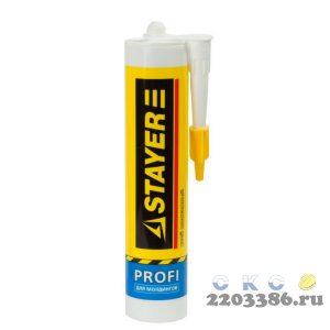 Клей монтажный STAYER Professional, для молдингов и панелей, 280мл