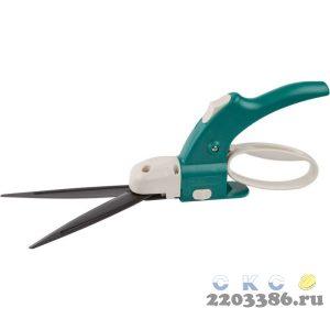 Ножницы RACO для стрижки травы, с поворот. механизмом 360 град., регулировка высоты, 350 мм