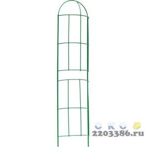 """Шпалера декоративная GRINDA, """"ОВАЛ"""", разборная, 215х52см"""
