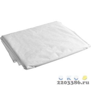 Укрывной материал GRINDA, СУФ-17, белый, фасованый, ширина - 3,2м, длина - 10м