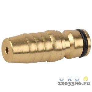 """RACO PROFI 1/2"""", (соединитель) наконечник поливочный, регулируемый, из латуни"""