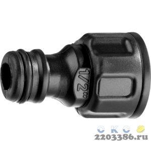 """РОСТОК RI-12, 1/2"""", адаптер штуцерный, с внутренней резьбой"""