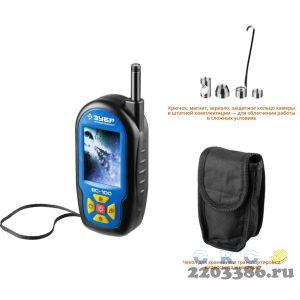 """Видеоскоп ВC-100, ЗУБР Профессионал 45355, 2,7"""", 9 мм, 0,6 м"""